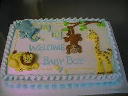 jungle baby shower cake design safari baby shower cake best 25 ideas on