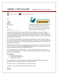 commercial real estate cover letter example u2014 advanced writing tips
