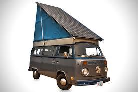 electric volkswagen van solar electric volkswagen camper van hiconsumption
