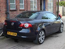 2008 volkswagen eos 2 0 fsi individual leather in dark blue