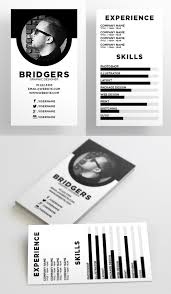 resume business cards 25 new modern business card templates print ready design