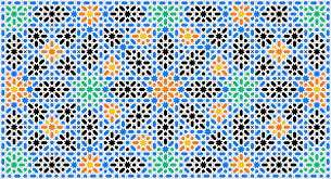 Moorish Design Images Of Arab Paintings This Is A Doorway The Pattern Is