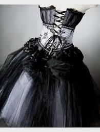 Gothic Corset Prom Dresses Naf Dresses
