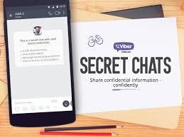 tutorial viber android viber rolls out self destructing secret chats