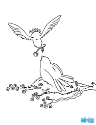 doves u0026 roses coloring pages hellokids com