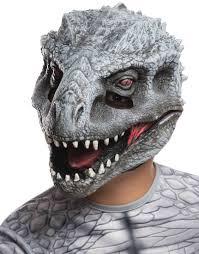 scary mask kids indominus rex scary mask costume craze