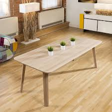 oiled oak dining table large luxury danish dining table white oiled oak top and legs 2 2 x