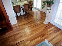 simple care to beautiful tigerwood flooring creative home decoration