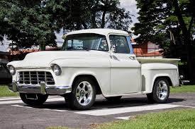Amado Picape Marta Rocha – Chevrolet 3100 de 1956 – Blog do Caminhoneiro #AF13