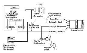 wiring wiring diagram of tekonsha voyager brake controller wiring