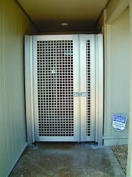 Front Door Security Gate by Eg 071 Kunkelworks Com