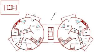dome homes floor plans kwickset konstruction kits geodesic dome home floor plans