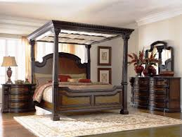 Classy And Elegant Modern King Bedroom Sets Majestic Atmosphere With Canopy Bedroom Sets Tomichbros Com