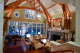 cathedral ceiling house plans vaulted living room house plans home interior design