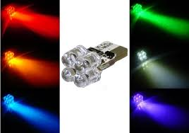 motorcycle 194 led replacement bulbs from jam strait