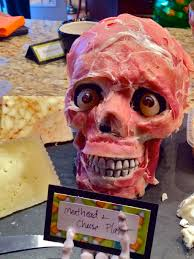 halloween platters face painting mixed bag of moxie
