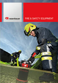 rosenbauer fire u0026 safety equipment catalogue by sasgar fire and