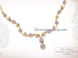 simple diamond sets simple diamond sets below 1 5 lakhs jewellery designs