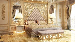 Interior Design Of Master Bedroom Pictures Admirable Master Bedroom Design In Dubai By Luxury Antonovich Design