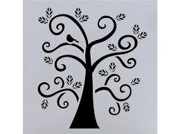 tree branch stencils for walls hobbies u0026 fabric crafts