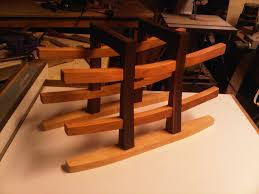 cool wine rack by chris lumberjocks com woodworking community