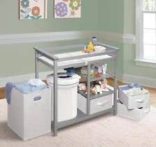 Diapers Changing Table Baby Changing Table Dresser Furniture Clothes Her Organizer