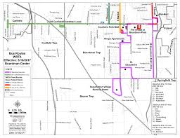 Youngstown Ohio Map by Maps U0026 Schedules Western Reserve Transit Authority Wrta