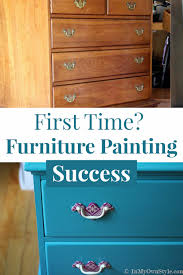 can i use epoxy paint on wood cabinets how to paint furniture wooden chest of drawers in my