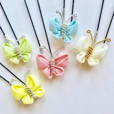 silk butterfly u pin chidoriya corp