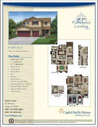 capital pacific homes floor plans home plan