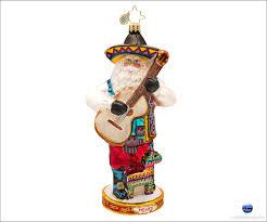 christopher radko viva mexico christmas ornament