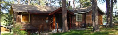 stockade lake cabin home