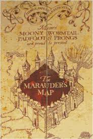 me a map of where i am best 25 harry potter marauders map ideas on marauders