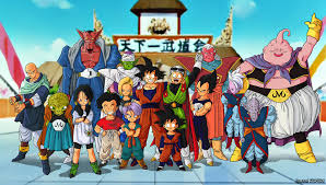 Historia completa de dragon ball