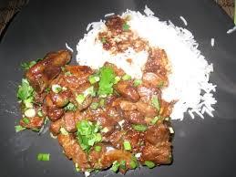 porc cuisine recette de porc au sucre la recette facile