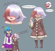 Chan Meme - pluto chan earth chan meme thing by jomunnafuda on deviantart