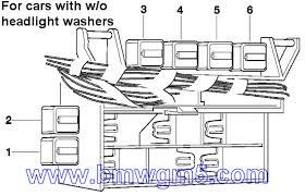 bmw e46 relays