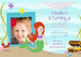 under the sea birthday invitations plumegiant com