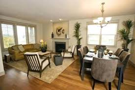 decorating dining room ideas l shaped living room interior design living room dining room
