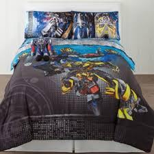 Transformer Bed Set Bumblebee Transformer Bedding Riggins Design