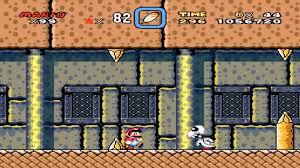 Super Mario World Level Maps by Super Mario World Snes Walkthrough Map 6 Chocolate Island
