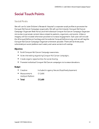 Resume For Artist Engaging Millennials An Integrated Marketing Campaign Proposal For S U2026