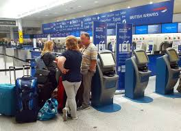 says most flights running angry passengers face delays