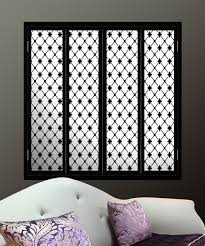 Lights For Windows Designs Moroccan Decor Motif Window Shutter With Light Panels