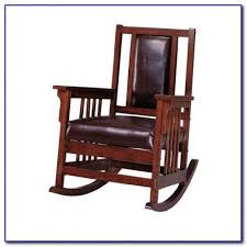 Rocking Chair Antique Styles Mission Style Rocking Chair Antique Chairs Home Design Ideas
