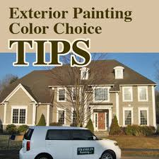choosing color for exterior house painting in ct