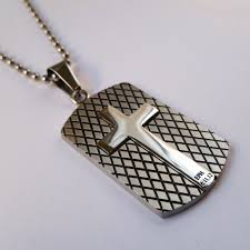 armor of god necklace armor of god pendant dog tag bible verse ephesians 6 stainless