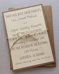 rustic modern wedding invitations i u0027m getting married