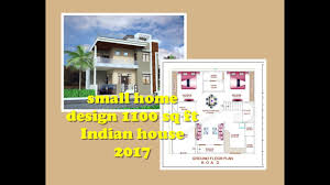small home design 1100 sq ft budget color plan elevation
