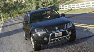 suzuki grand vitara add on replace gta5 mods com